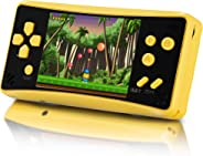 Retro Plus Handheld Games for Kids Adults, 218 Classic Games Built in Portable Arcade Video Games Player 3.5 Inch TFT Big Sc