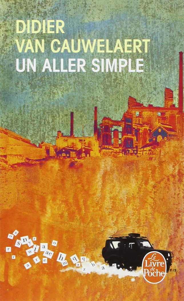 Un Aller Simple Fiction Poetry Drama Amazoncouk Didier Van