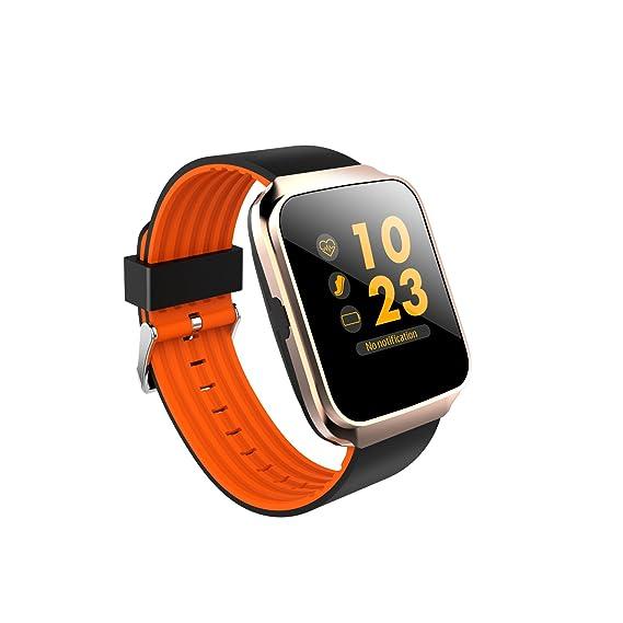 Amazon.com: Woman Smartwatch,Hangang Sport Watch Heart Rate ...