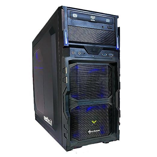 3 opinioni per NextHs Spike Desktop PC da Gaming, Processore Intel Quad Core i5-6400, 2.7 GHz,