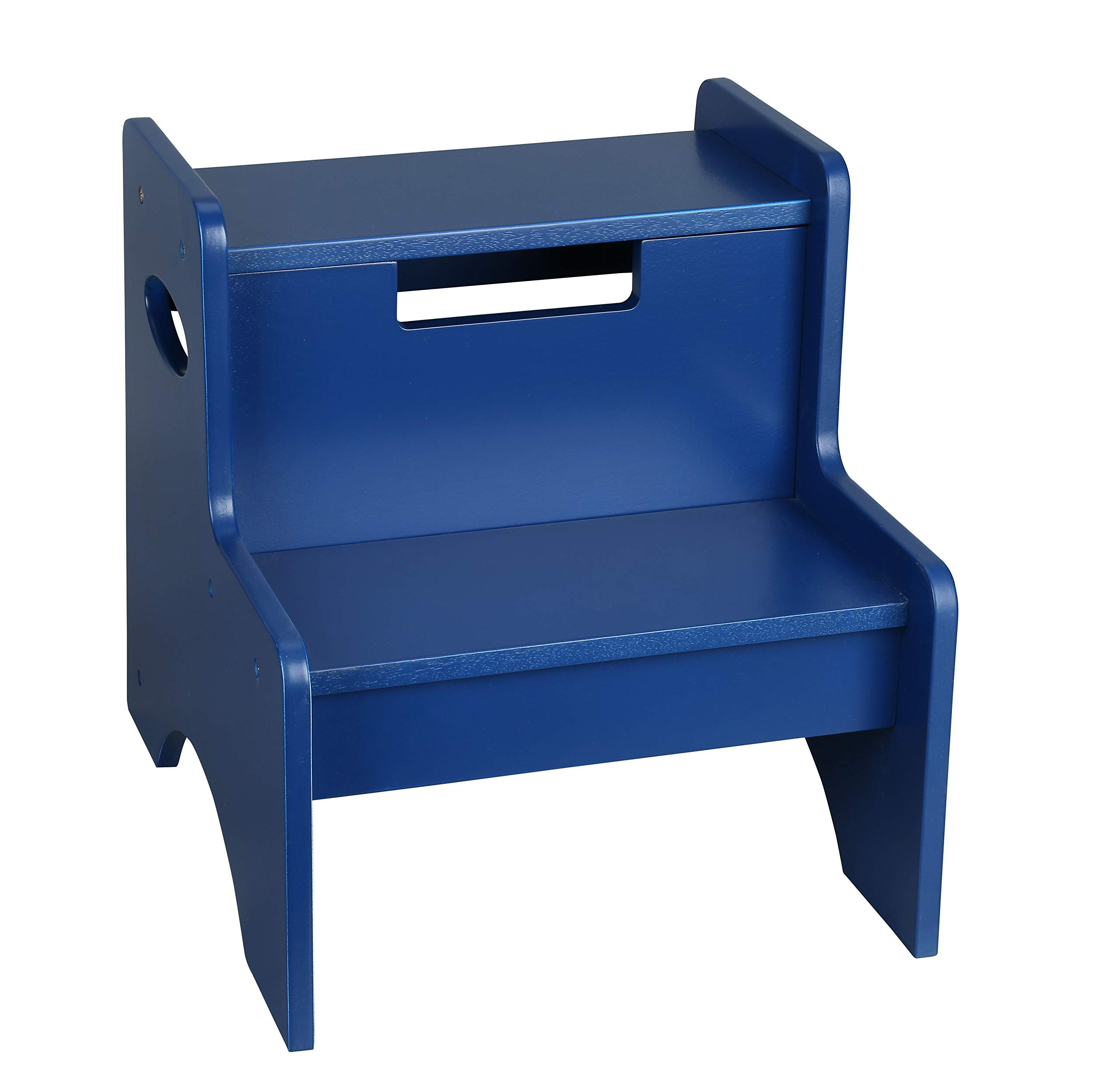 Wildkin Two Step Stool, Blue