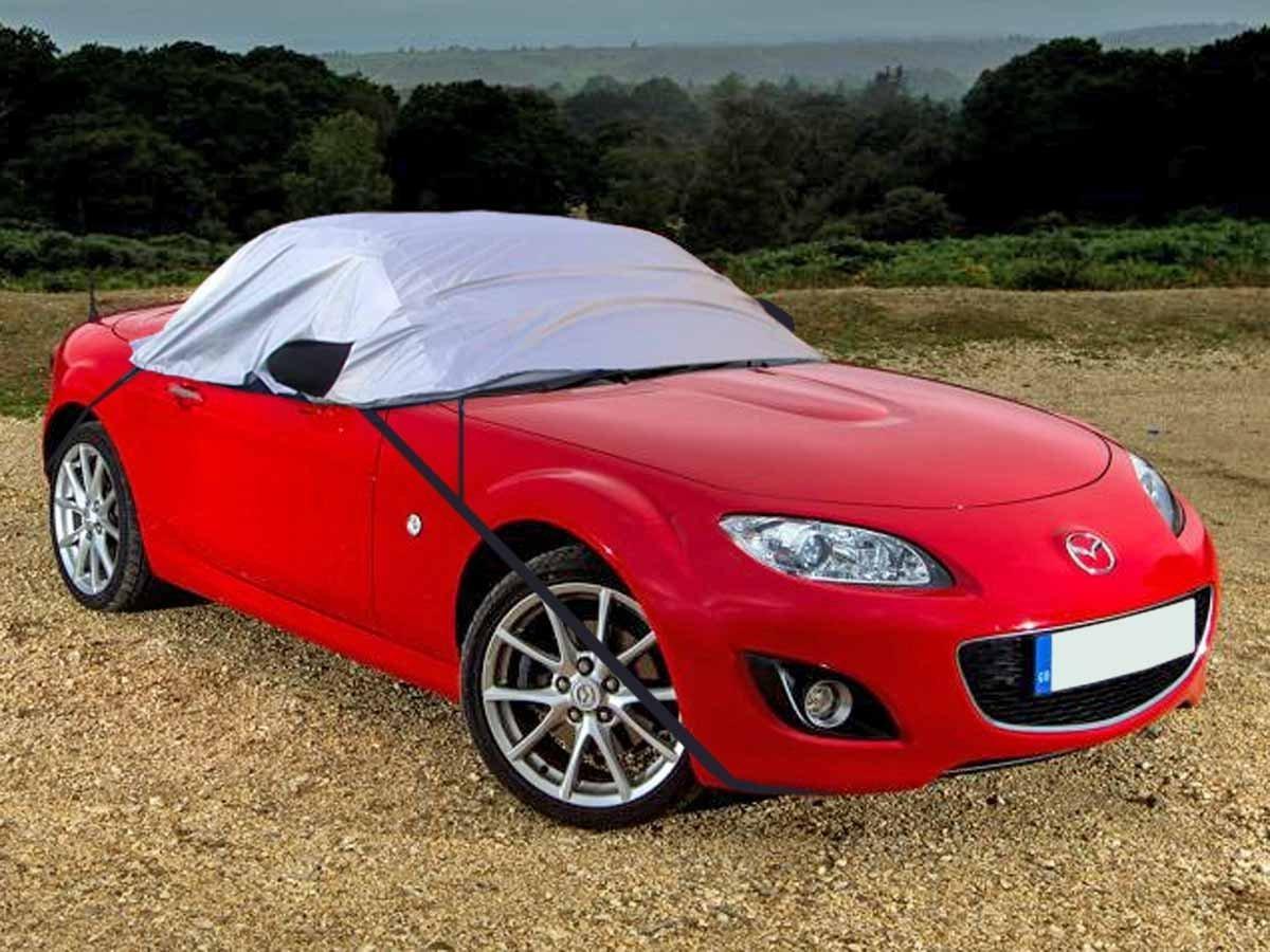 Half Size Mazda MX5 MK3 2005-2015 Car Cover Every Car Covered