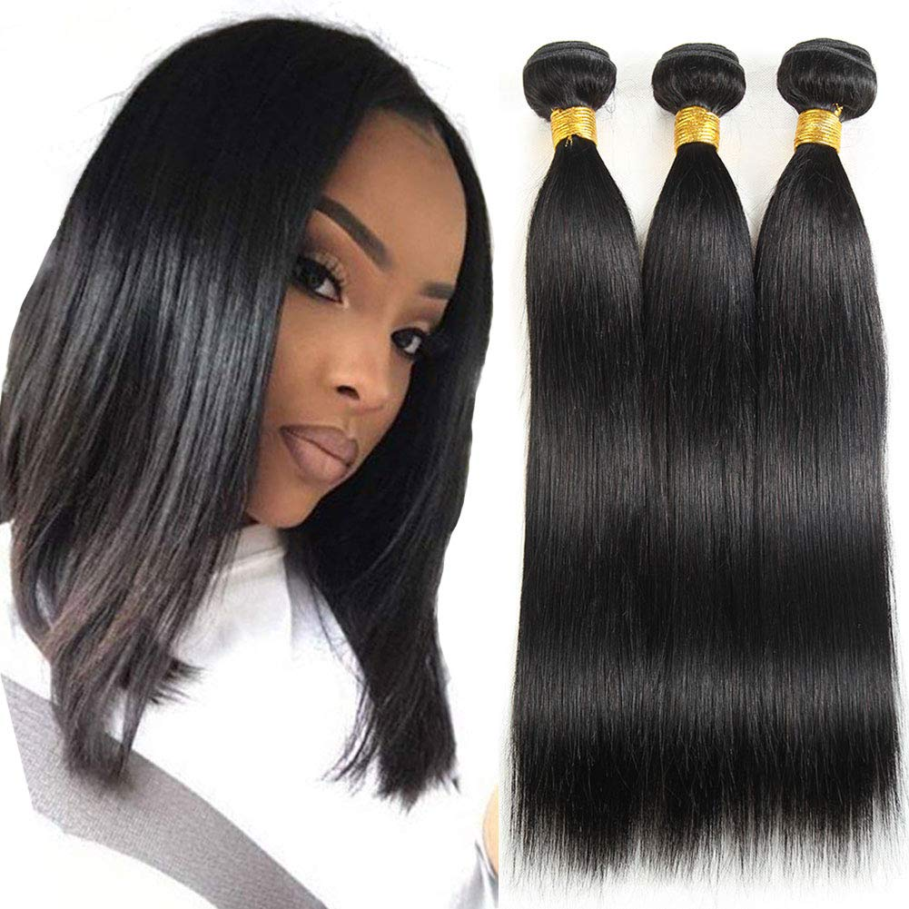 Weave Brazilian straight recommend to wear in spring in 2019