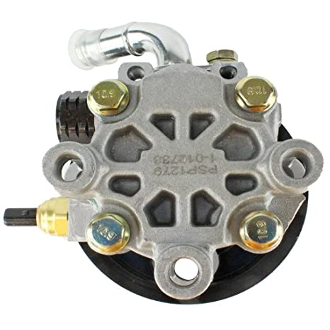 Brand new DNJ Power Steering Pump w//Pulley PSP1279 for 01-05 Toyota Rav4 2.0L 2.4L DOHC Cu 122 146 No Core Needed