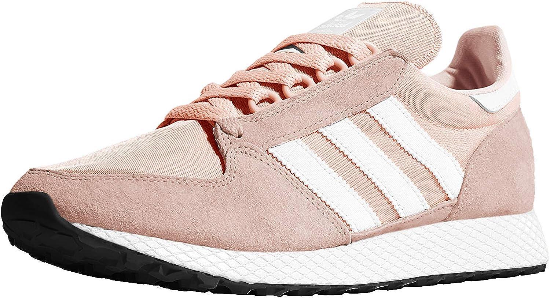 adidas Forest Grove W, Zapatillas para Mujer, Naranja Narcla Blanub Negbás 000, 40 2/3 EU: Amazon.es: Zapatos y complementos