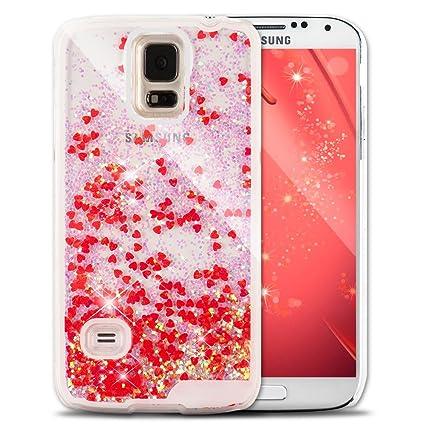 Amazon.com: Galaxy S5 funda Samsung Galaxy S5 funda para ...