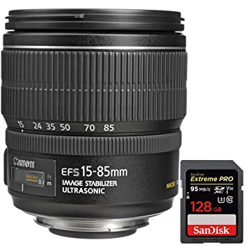 Review Canon (3560B002) EF-S 15-85mm