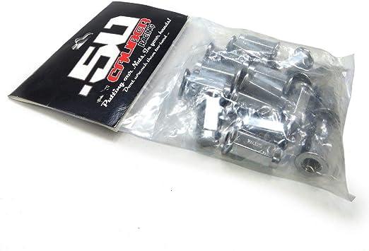 Zinc Tapered Wheel Bolts 32mm Thread 16 x M12 x 1.25