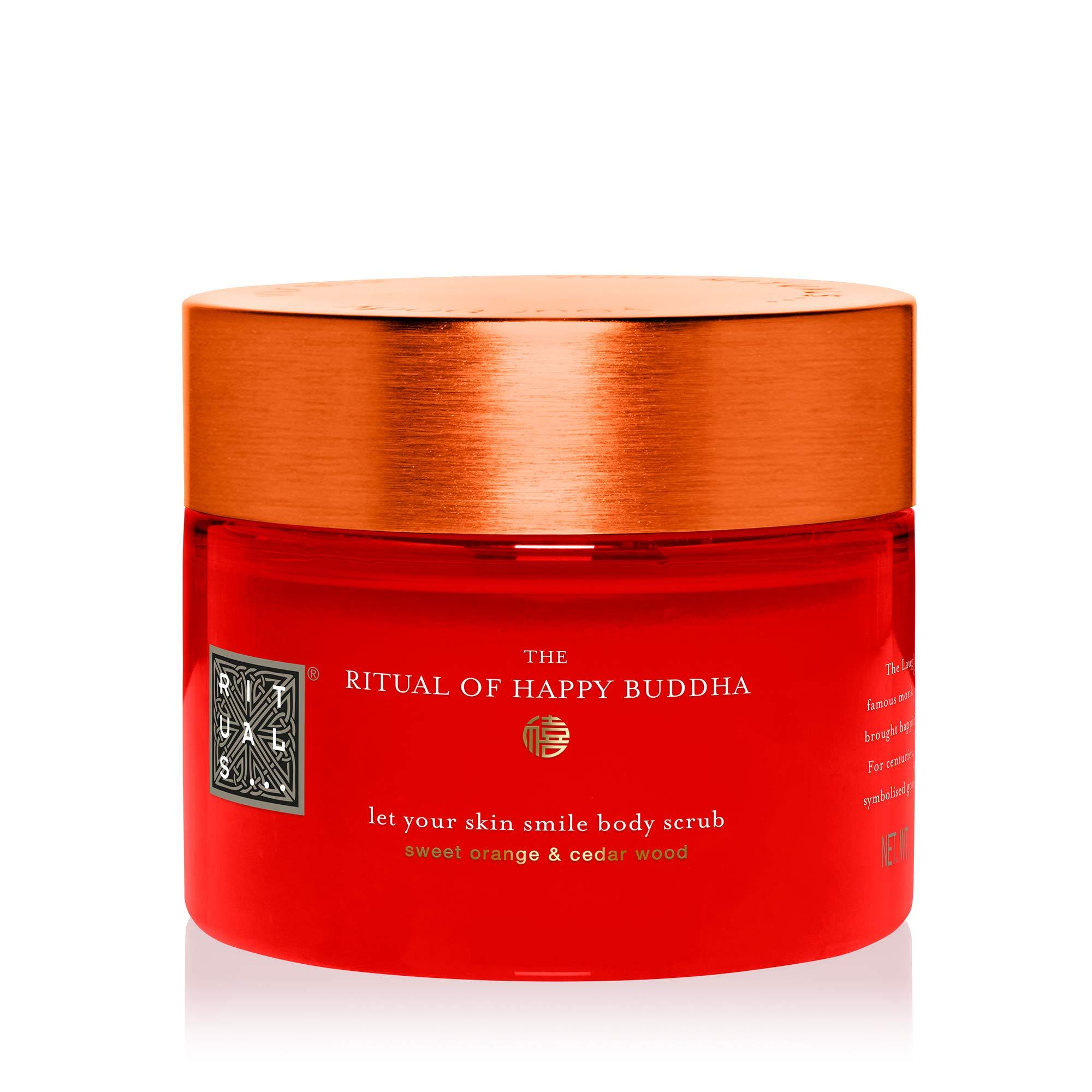 RITUALS The Rituals of Happy Buddha Body Scrub, 13.2 Oz by RITUALS