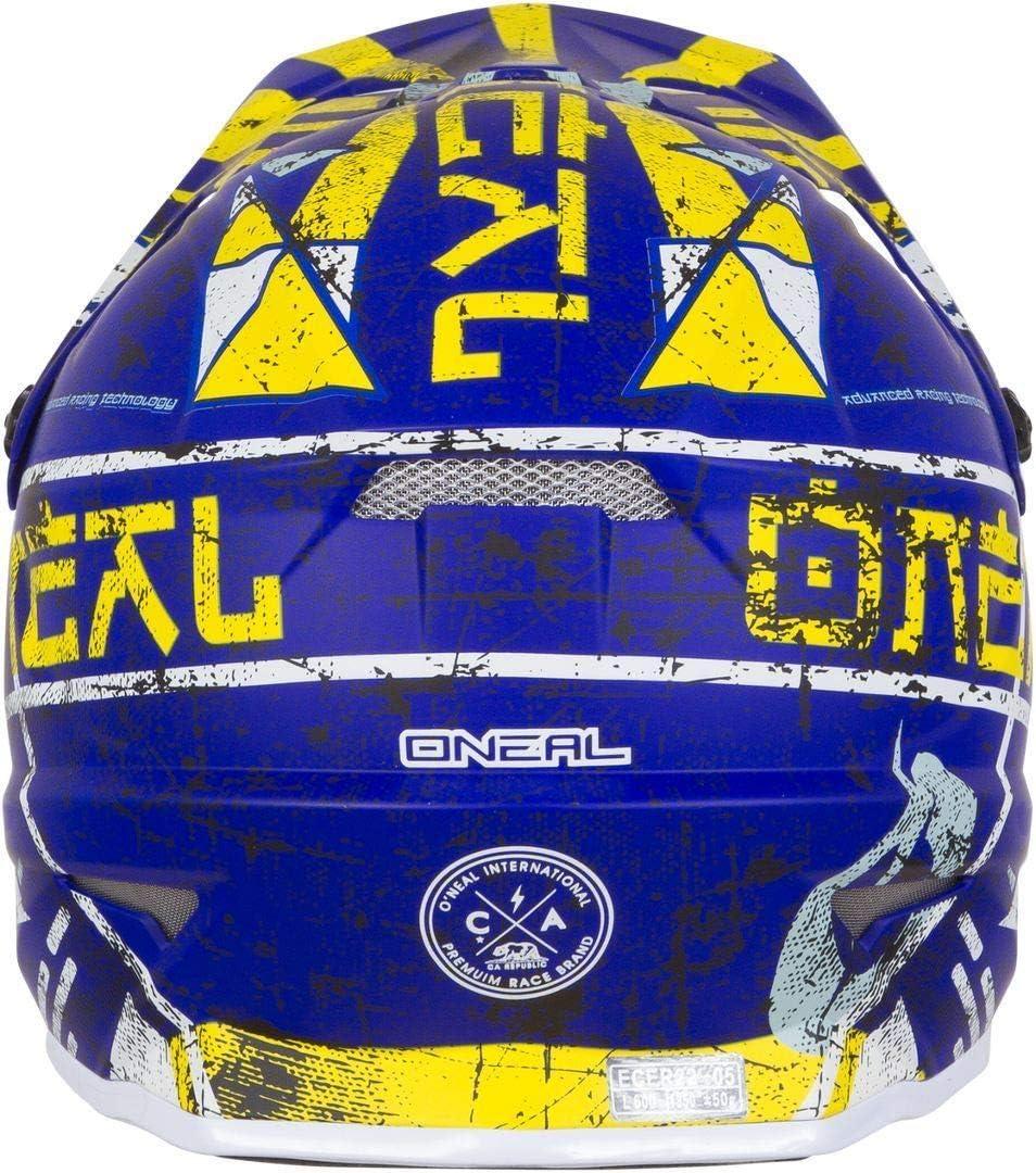 ONeal Helm 3Series Zen Orange Gr M