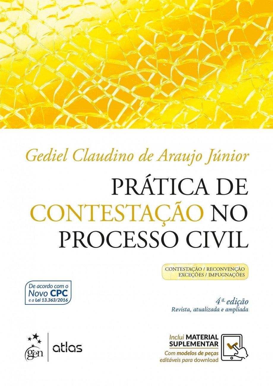Prática De Contestação No Processo Civil 9788597012187