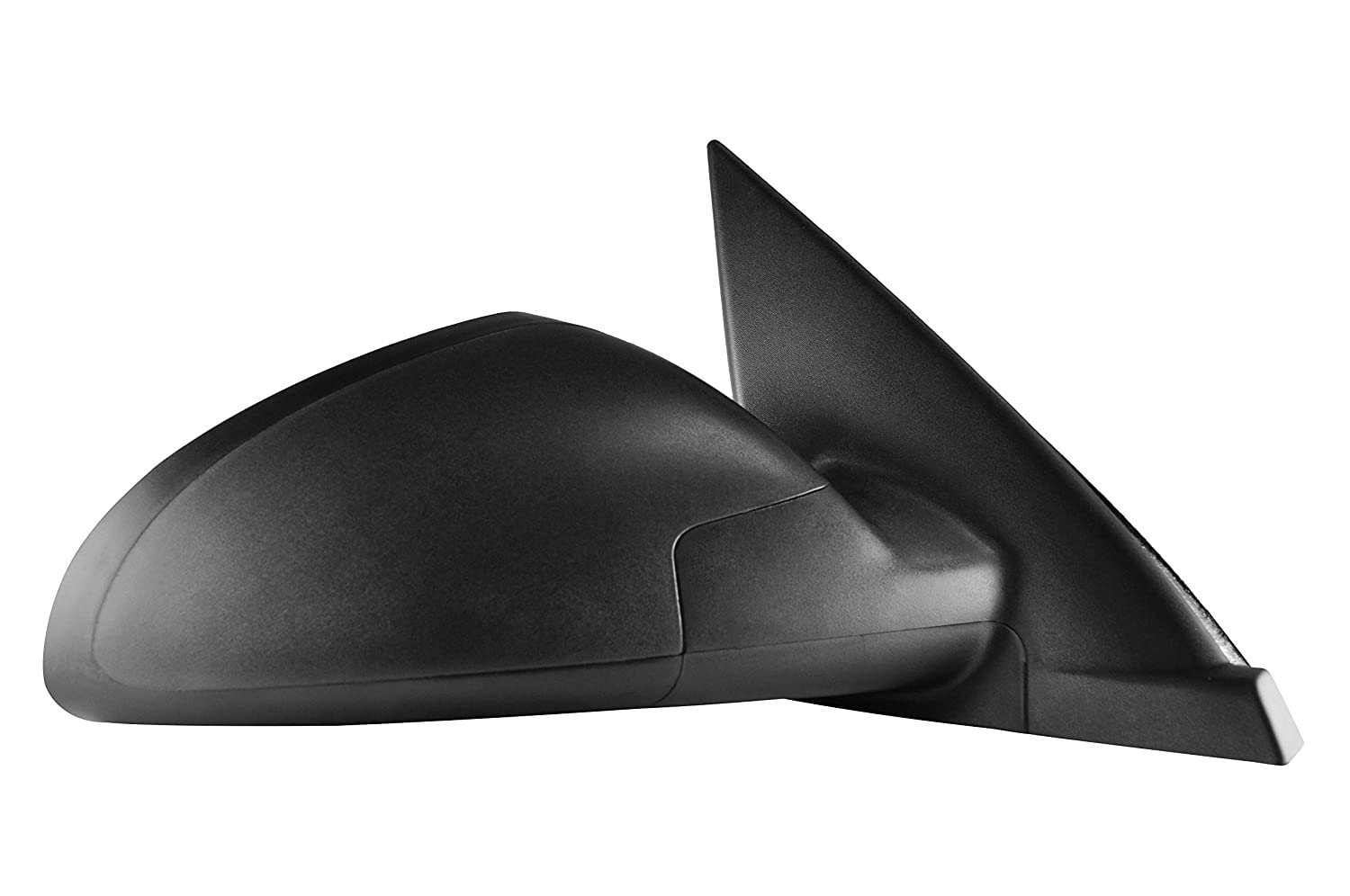 GM1321287 Passenger Side Textured Power Operated Non-Heated Side View Mirror for 2004-2008 Chevrolet Malibu