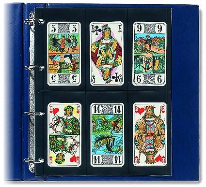 10 x caja fuerte 477 continuación hojas/fundas Compact DIN ...