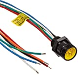 Brad 2R6006A20A120 Mini-Change B-Size Receptacle