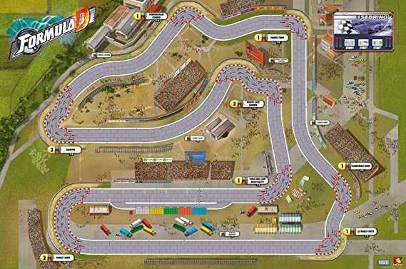 Formula D - Circuitos 3 y 4: Sebring Florida y Street Racing ...