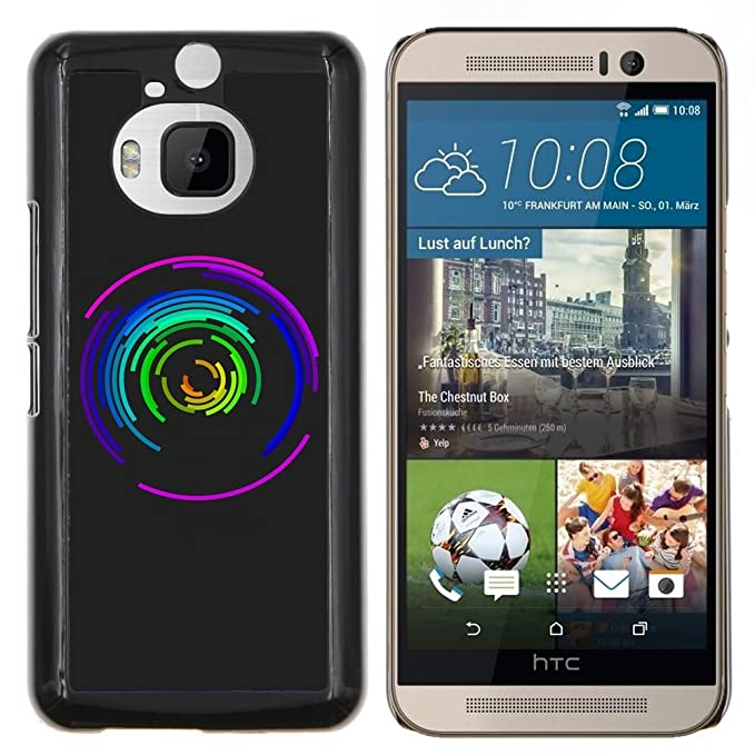 cool color abstract design pattern maze - Slim Guard Armor Phone ...