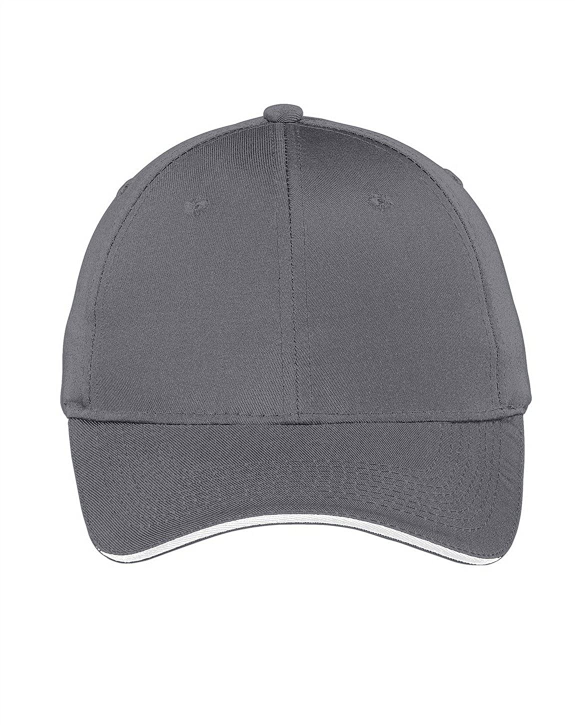 5697a05e Port & Company Men's Sandwich Bill Cap