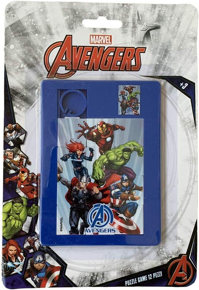 Casa y Menaje 2015 Juego Mini de Bolos de Los Vengadores Avengers