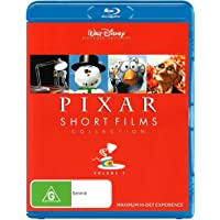 Pixar Shorts Film Collection V1 (Blu-ray)