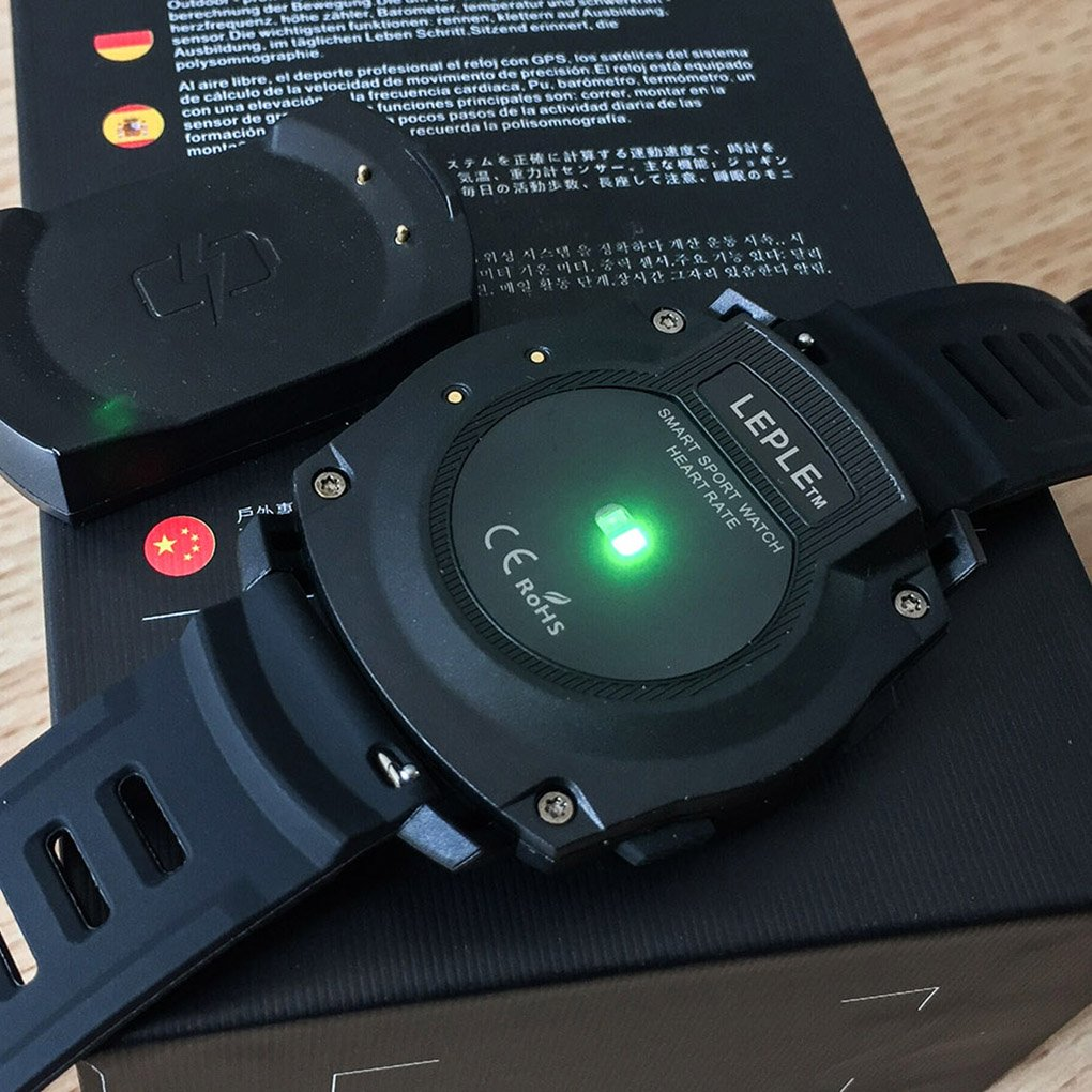 S928 Pulsera Inteligente Monitor de Frecuencia Cardíaca Smartwatch ...