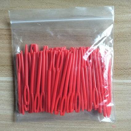 Plastic  Hand  Craft  Knitting  Sewing  Mixed  Darning  Needles
