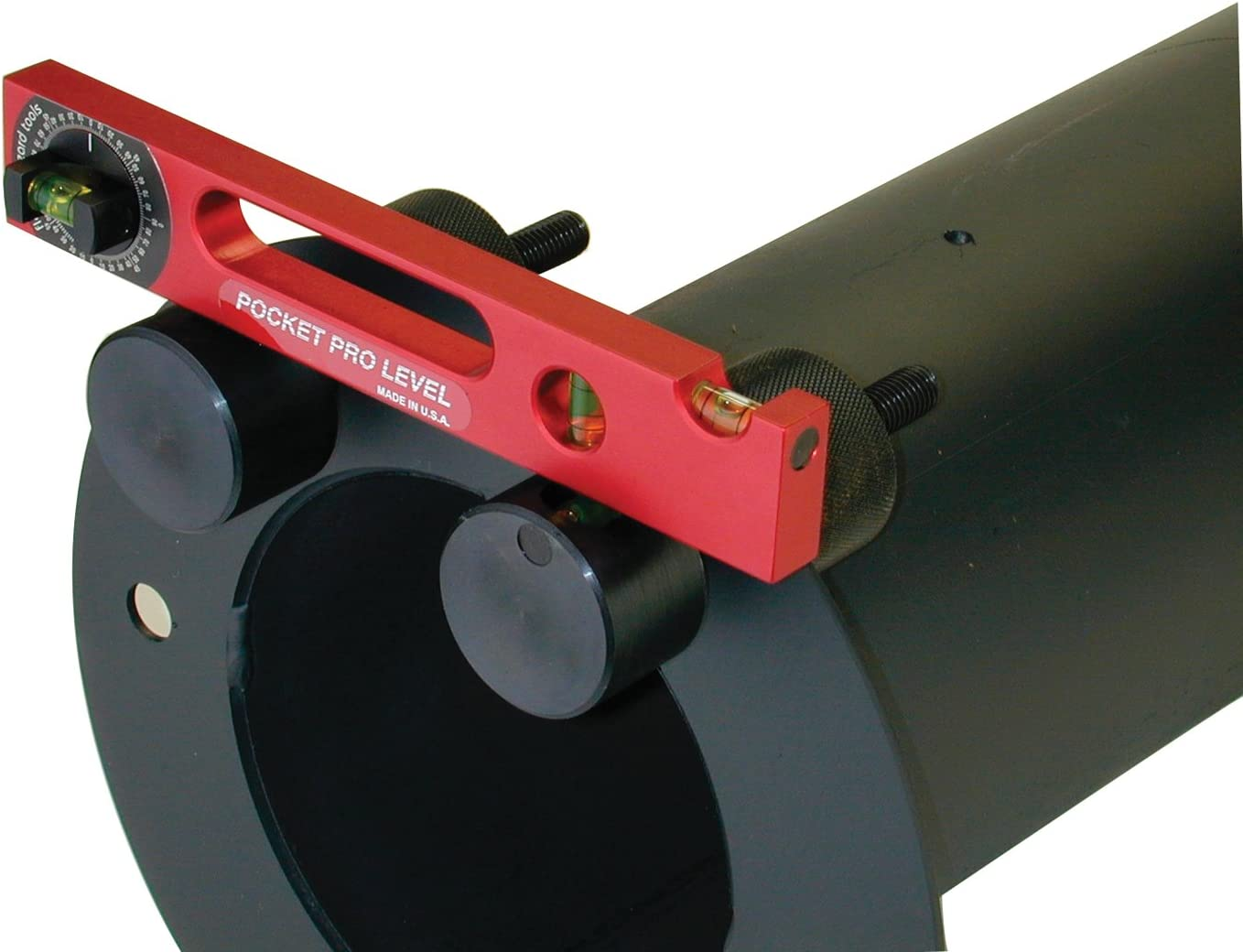 """NEW FLANGE WIZARD 42050-TL LARGE TWO HOLE PIN ALIGNMENT TOOL 1-15//16/"""""""