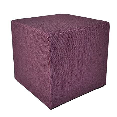 Arketi-COM puff cubo MemoryCapital de poliuretano de alta densidad 45 cm de altura.