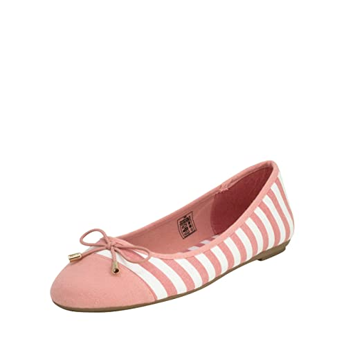 80416a1032 Fitters Footwear That Fits Donne Ballerine Grace Tessile Ballerina ...