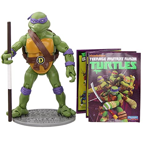 Teenage Mutant Ninja Turtles Donatello Classic Collection, Green