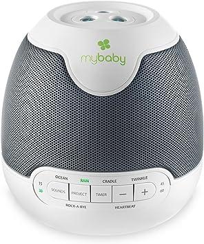 Sounds /& Projection Plays 6 Sounds /& Lullabies MyBaby SoundSpa Lullaby