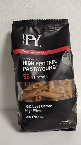 Rustichella Alta Proteínas Pasta 250g