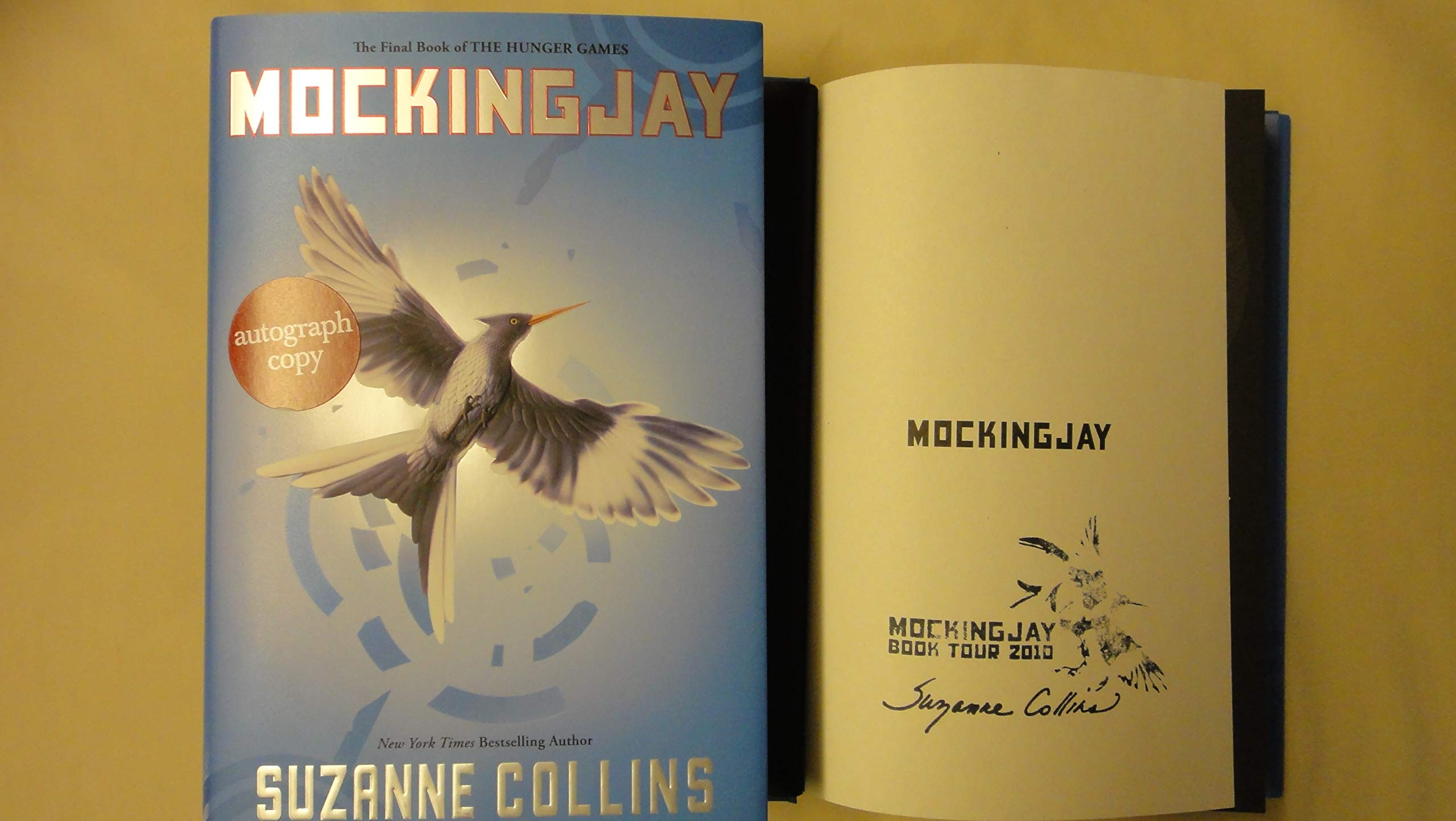 mockingjay the final book of the hunger games