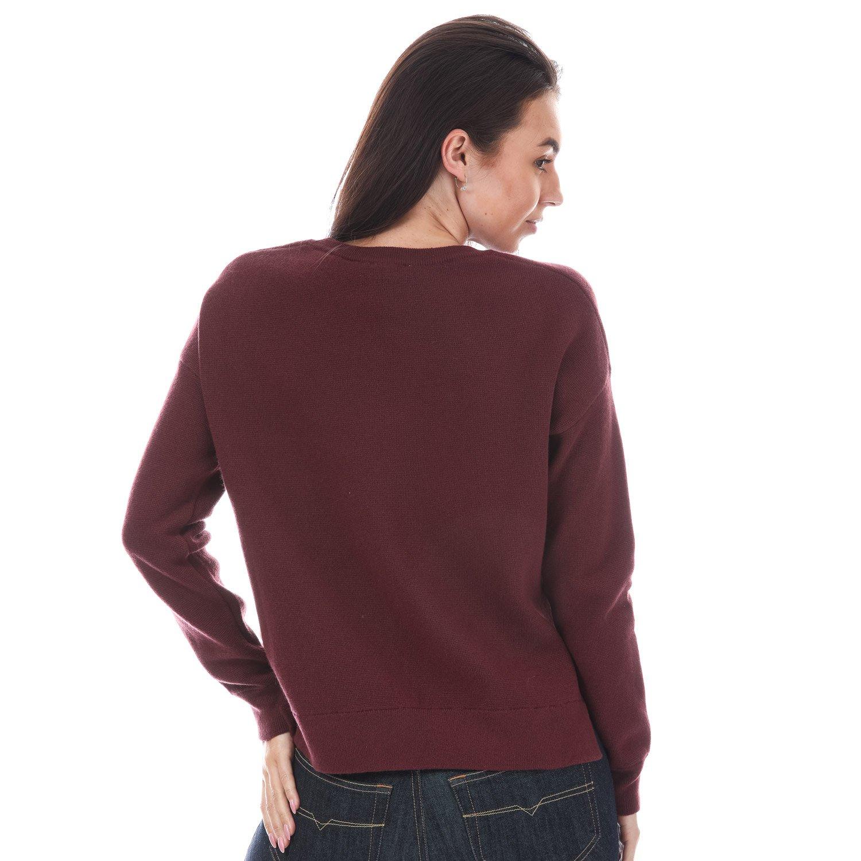Levi's Maglione Donna Red 40: Levis: Amazon.it