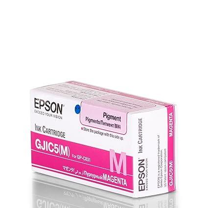 Epson GJIC5(M) Magenta cartucho de tinta - Cartucho de tinta para ...
