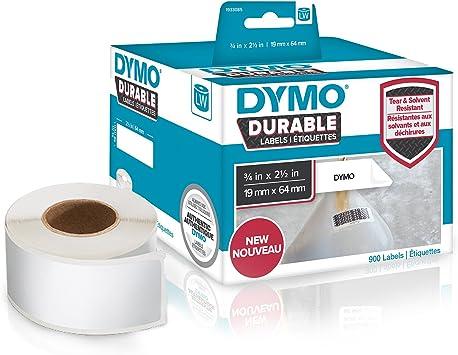 220 BESCHRIFTUNGS ETIKETTEN weiss 54x101mm für DYMO LabelWriter LW450 LW450 Duo