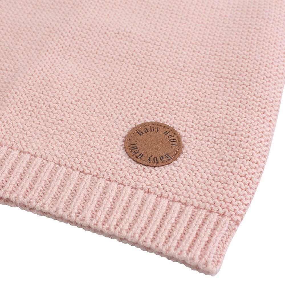 Knitted Baby Boys Girls Scarf Warm Autumn Winter Toddler Scarves Cotton Black Fleece