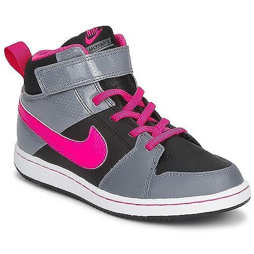 Nike Nike Backboard 2 Mid (PS) - Zapatillas de Baloncesto ...
