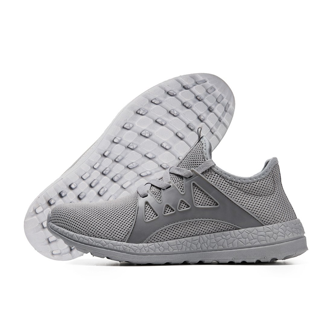 Casual Breathable Sneakers for Women Men Air Cushion Knit Slip On Walking Shoes Athletic Shoes for Unisex Lovers
