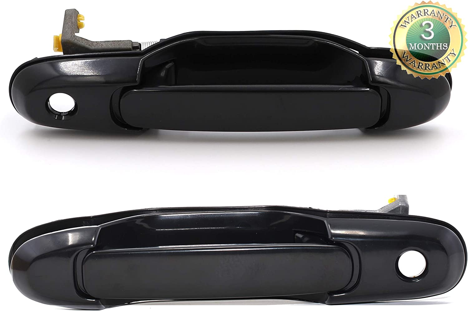 RP Remarkable Power E1D20 Outside Door Handle Front Left /& Right No Paind Fit For 1998-2003 Sienna NEW