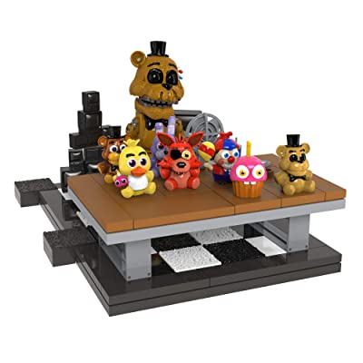 McFarlane Toys Five Nights at Freddy's Office Desk Small Set: Toys & Games