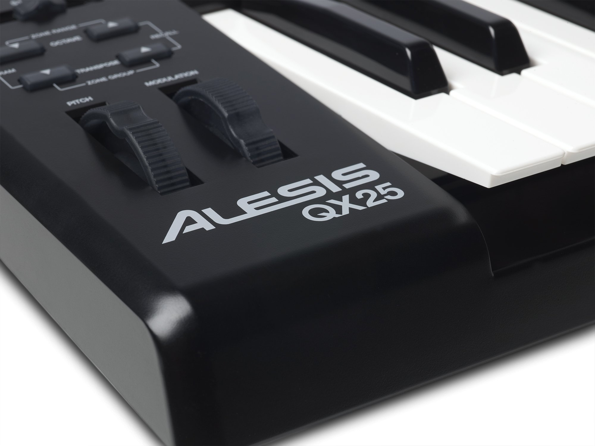 Image result for Alesis q25 mm