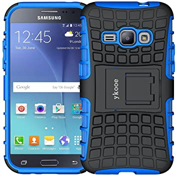 ykooe Funda Carcasa para Samsung Galaxy J1 móvil (2016 ...