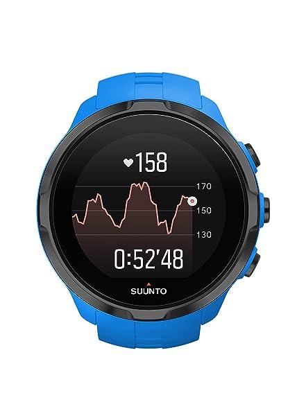 Amazon.com: Suunto Spartan Sport Wrist HR Blue - Multisport ...