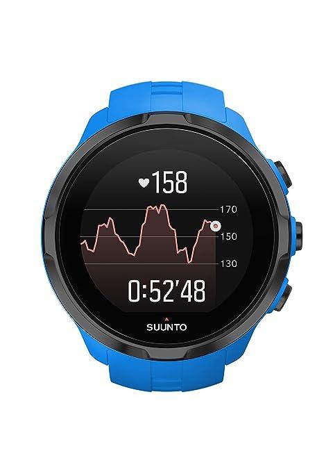 Suunto SS022663000 Spartan Sport Wrist HR - Reloj GPS Multideporte ...