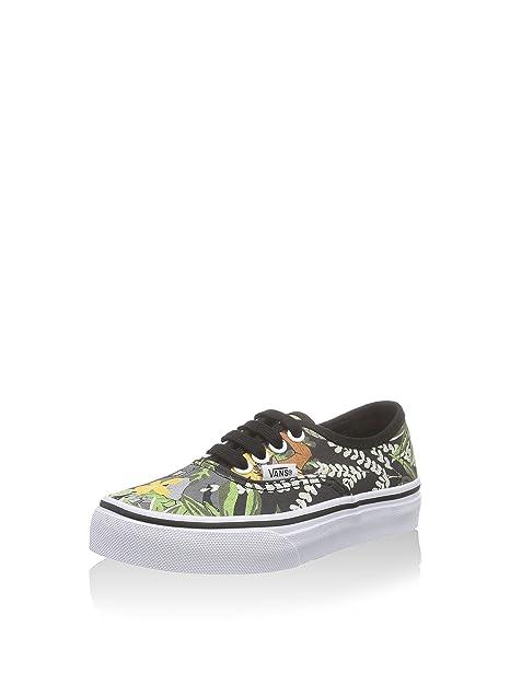 szczegółowe obrazy ekskluzywne oferty zakupy Vans Kid's Authentic Shoes Disney The Jungle Fashion ...