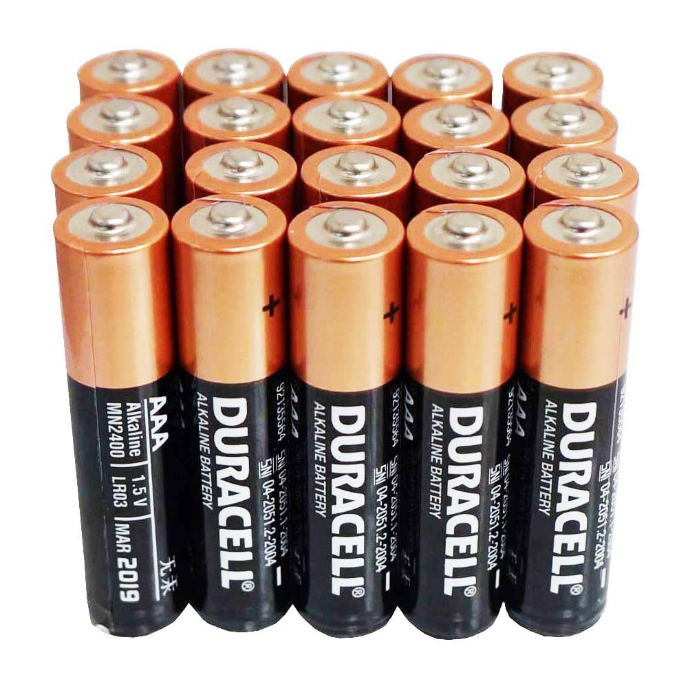 Galleon Duracell Coppertop Aaa Alkaline Batteries 20 Count