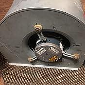 GE • Genteq Evergreen 1/3 HP 230 Volt Replacement X-13 Furnace Blower Motor