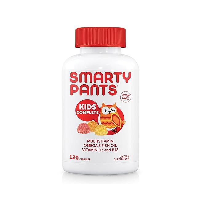 SmartyPants Kids Complete Gummy Vitamins: Mult...