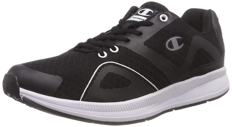 TALLA 45 EU. Champion Low Cut Shoe Lyte Mesh, Zapatillas de Running para Asfalto para Hombre