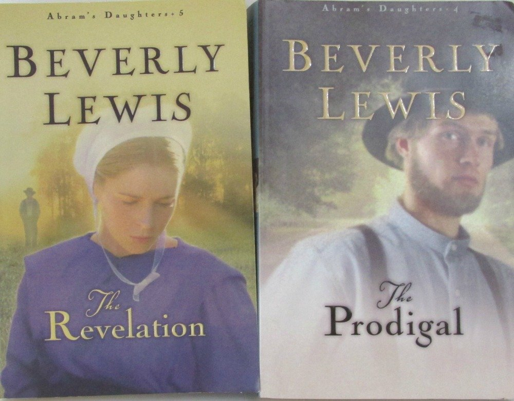 the revelation abrams daughters book 5 lewis beverly